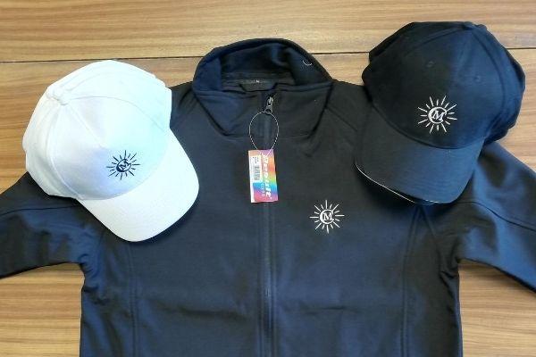 Brod Art - broderie sur mesure - broderie logo sur textile - veste brodée - casquette brodée