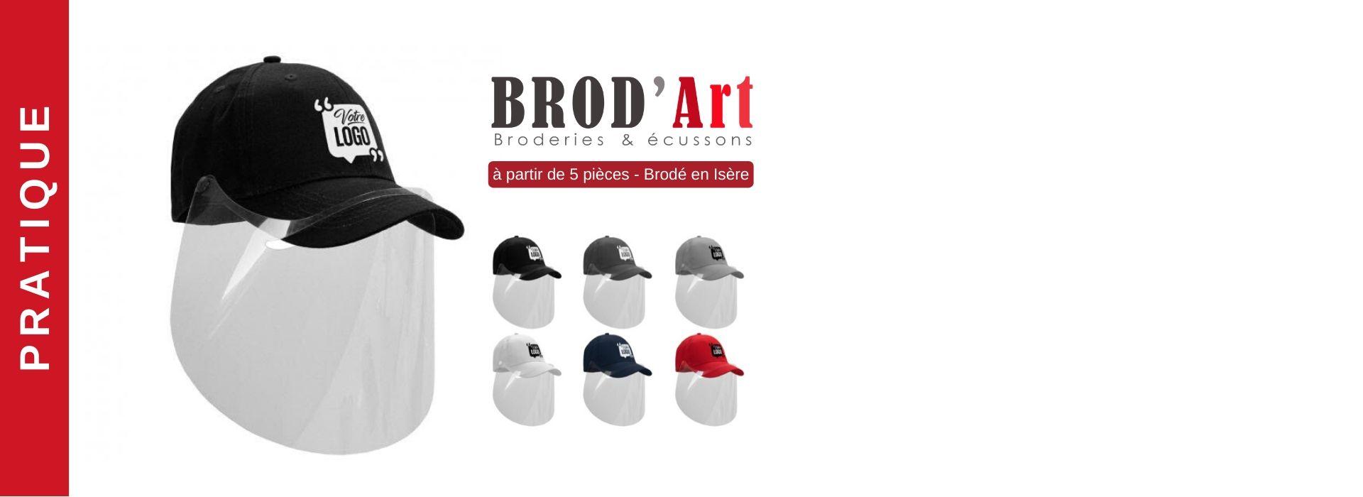 BROD Art-broderie sur mesure -broderie sur textile-casque de protection-isere-drome