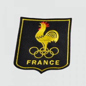 Brod art - vetement brodé personnalisé - sport association - écusson france 55