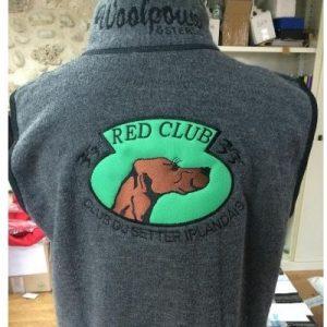 Brod art - vetement brodé personnalisé - sport association - club chiens