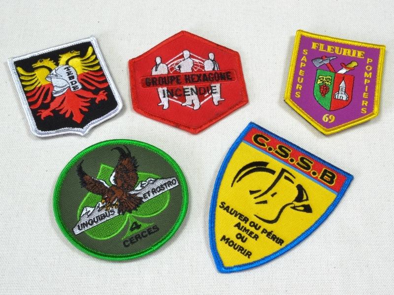 ecusson pompier - ecusson sapeur pompier - ecusson pompier département -Blason sapeur pompier