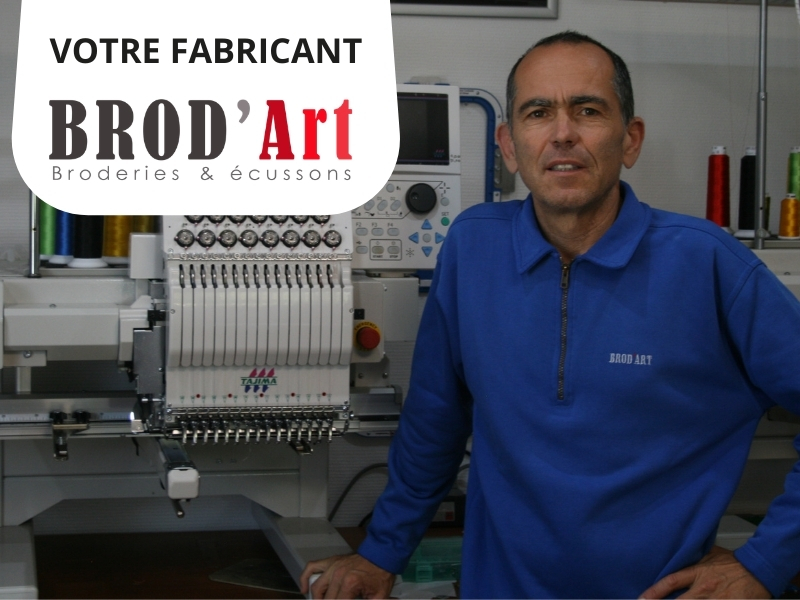 Fabrication patch - fabricant ecusson brodé